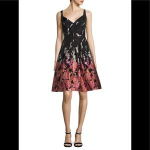 Brand new floral cocktail dress
